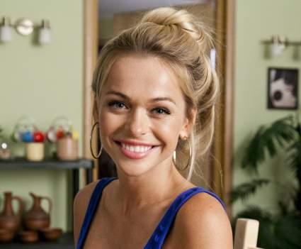 Актриса Анна Хилькевич рассказала, что на съемках «Универа» у нее был кратковременный роман
