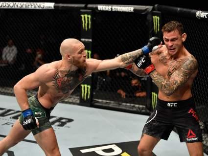 Экс-чемпион UFC Сен-Пьер поделился впечатлениями от реванша Макгрегора и Порье