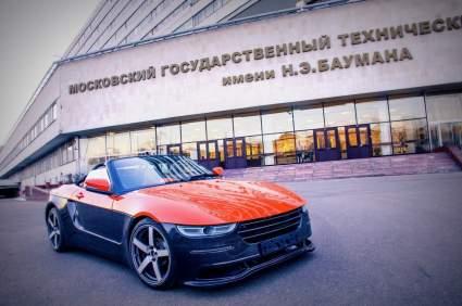Живые прототипы отечественного родстера «Крым» представят к осени 2021 года
