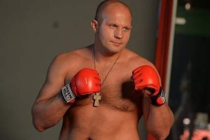 Федор Емельяненко не попал в топ-3 опубликованного рейтинга тяжеловесов Bellator