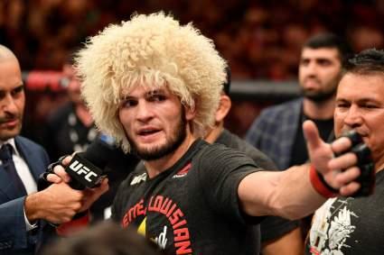 Президент UFC Уайт рассказал о переговорах с Хабибом по поводу возобновления карьеры