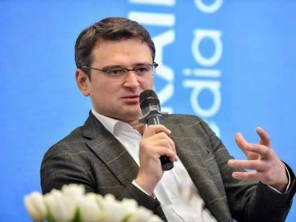 Глава МИД Украины Дмитрий Кулеба рассказал о планах «выжать» Россию из Крыма