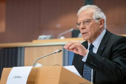 Глава дипломатии Евросоюза Боррель назвал Россию «опасным соседом»