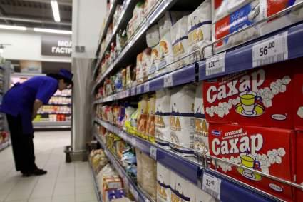 В Кремле оценили выводы Bloomberg о росте цен на продукты на территории России