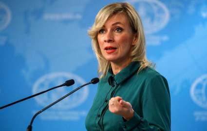 Захарова назвала верным отказ США от силового демократического лобби