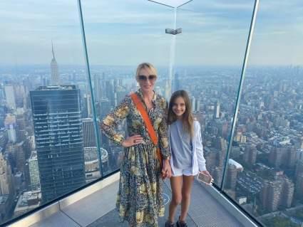 Кристина Орбакайте трогательно поздравила свою 9-летнюю дочь Клавдию с днем рождения