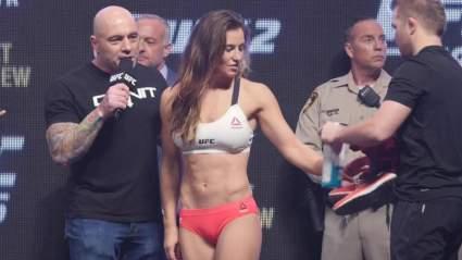 Миша Тейт возвращается в UFC для боя с Марион Рено