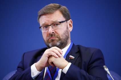 Косачев дал оценку переговорам Путина, Меркель и Макрона