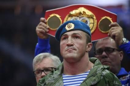 Лебедев считает, что Поветкину не стоило выходить на ринг против Уайта после коронавируса
