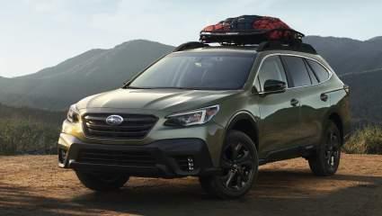 Subaru Outback 2021 года готовится к выходу на европейский рынок