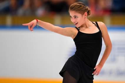 Тренер Левковец: Алёна Косторная перестала выкладываться на тренировках