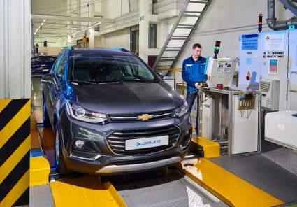 В Казахстане на заводе «Азия Авто» по производству Lada сократили 4 тыс. работников