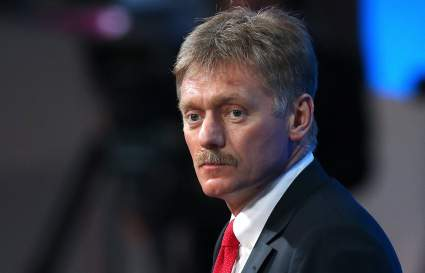Песков рассказал о личной встрече президента Путина с иностранцем