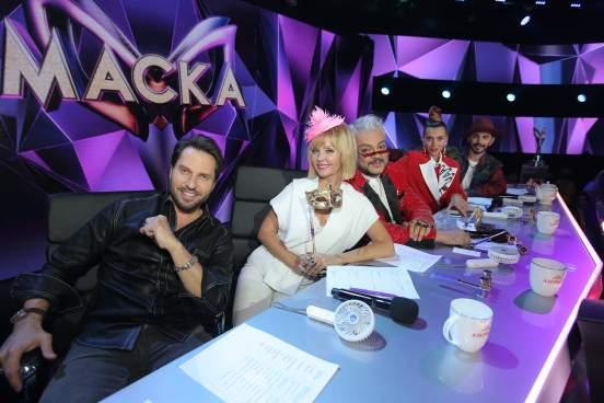 Имена всех предполагаемых участников телешоу «Маска» на НТВ оказались в Сети