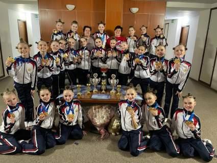 Ивановская сборная по чир спорту стала третьей на всероссийских соревнованиях