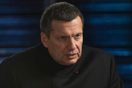 Слова телеведущего Владимира Соловьёва о Гитлере и Навальном начало проверять МВД