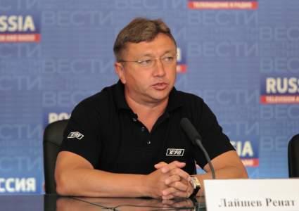 Глава «Самбо-70» Ренат Лайшев объяснил оскорбление в адрес Яны Рудковской