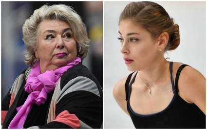 Тренер Тарасова призвала Косторную к публичным извинениям перед Тутберидзе