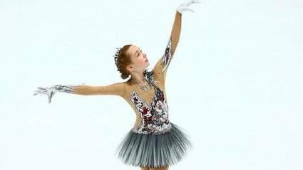 13-летняя фигуристка Елизавета Берестовская перешла в группу Этери Тутберидзе