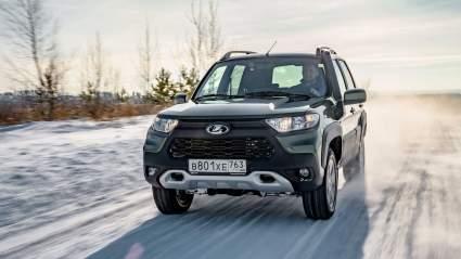 Испанские эксперты высоко оценили российский внедорожник Lada Niva Travel