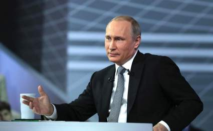 В кремлевском пуле рассказали об отдельном самолете для Путина