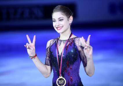Хореограф Железняков: Алёна Косторная начинает постепенно приходить в форму