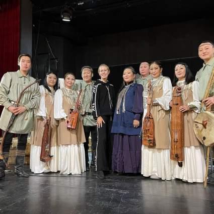 Ксению Собчак впечатлил необычный унитаз в одной из деревень Якутии