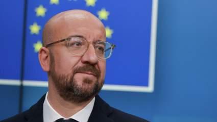 Глава Евросовета Мишель назвал Россию участником конфликта в Донбассе