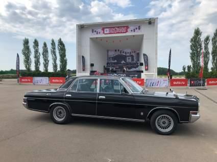 В Москве продается редкий японский лимузин за 1,5 млн рублей