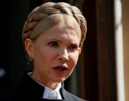 Тимошенко заявила, что украинцев загнали в тупик высокими тарифами на ЖКХ