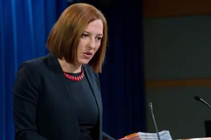 Джен Псаки: США намерены говорить напрямую о проблемах с Россией