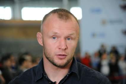 Боец Александр Шлеменко обратился к Поветкину перед реваншем с Диллианом Уайтом