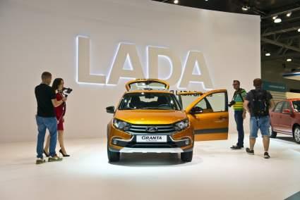 Новая Lada Granta с мультимедиа «Яндекс.Авто» может появиться в мае 2021 года