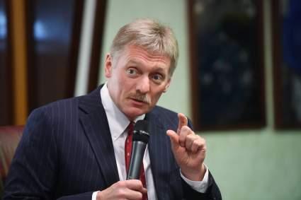 Представитель Кремля Песков прокомментировал ситуацию с курсом рубля