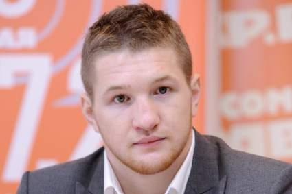У 31-летнего бойца ММА Владимира Минеева родился сын