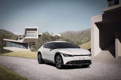 KIA открыла прием предзаказов на новый электромобиль EV6 30 марта 2021 года