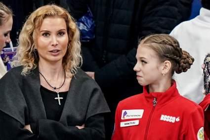 Фигуристка Боброва отреагировала на возвращение Трусовой к Тутберидзе