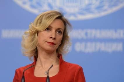 Мария Захарова рассказала о проработке варианта отключения России от SWIFT