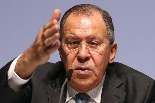 Глава МИД России Лавров сравнил позицию Прибалтики и США с поведением дворовых хулиганов