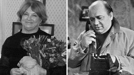 Скончалась вдова Евгения Леонова Ванда Леонова на 86-ом году жизни