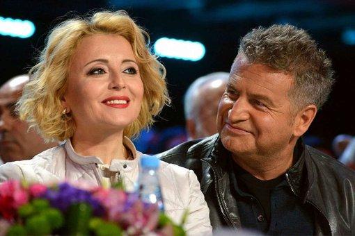 Леонид Агутин рассказал, что далеко не сразу смог завоевать свою будущую жену Анжелику Варум