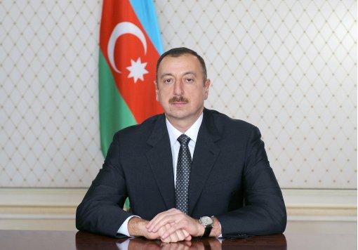Алиев считает стабильной ситуацию на границе Азербайджана и Армении