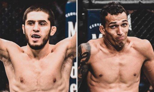 Хабиб уверен в превосходстве Махачева над чемпионом UFC Оливейрой