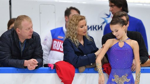 17-летняя фигуристка Анна Щербакова рассказала об оскорблениях от тренера Этери Тутберидзе