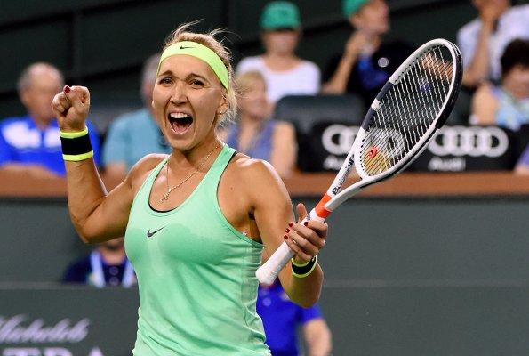 Теннисистка Елена Веснина показала любимое занятие с дочерью