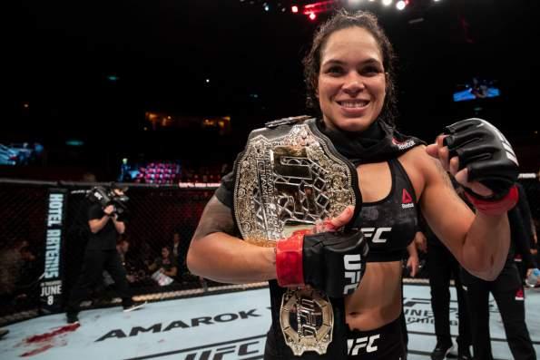 Аманда Нуньес рассказала, что президент UFC решил закрыть женский полулёгкий дивизион