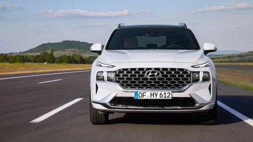 Hyundai Santa Fe пятого поколения выйдет на рынок на 6 месяцев раньше срока
