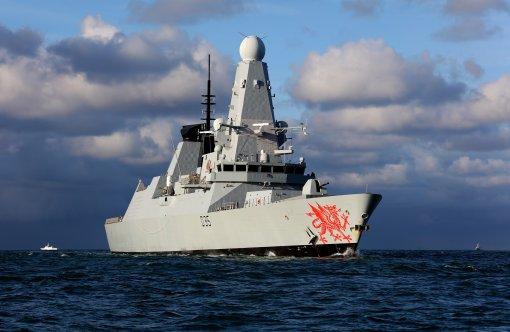 Замдиректора ФСБ Кулишов рассказал о выдворении британского эсминца в районе Крыма в октябре 2020 года
