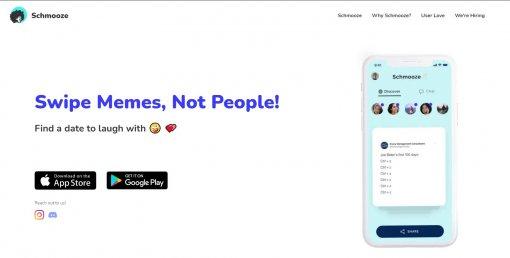 В США стало доступно приложение для поиска партнёра на основе сериалов и мемов по ним