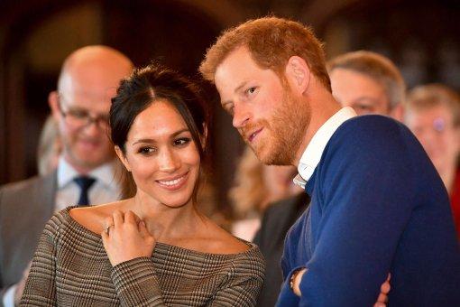 Принц Гарри впервые поделился воспоминаниями о суицидальных мыслях своей жены Меган Маркл